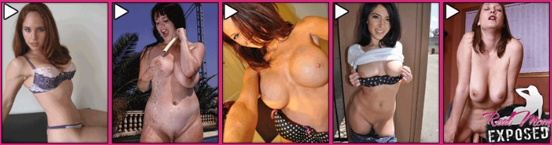 enter Real Mom Exposed members area here