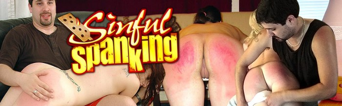 enter Sinful Spanking members area here